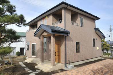須坂市 S邸 SWT工法の家