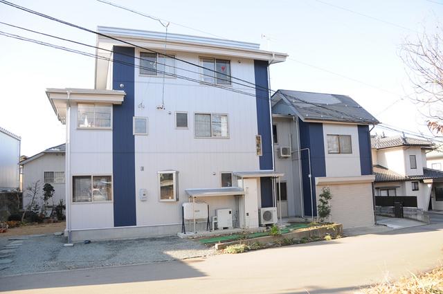 須坂市 H邸 SWT工法の家