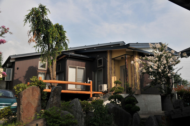 飯山市 T邸 SWT工法の家
