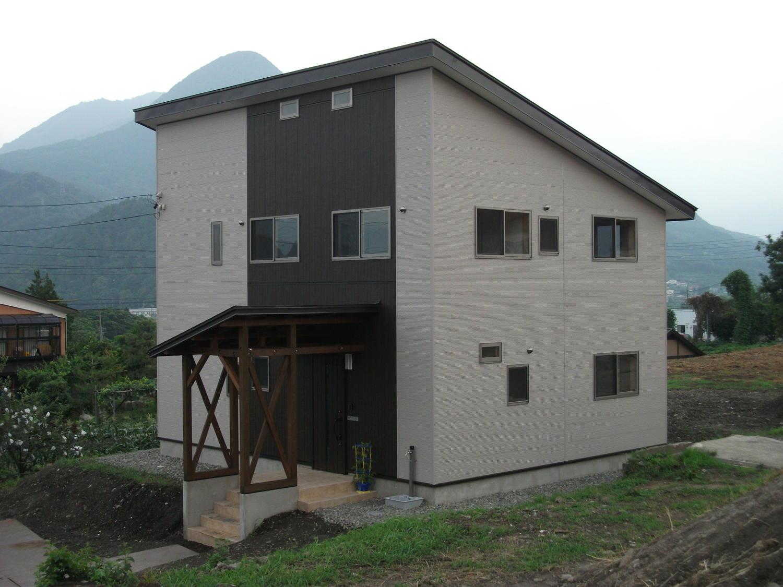 飯山市 S邸 SWT工法の家