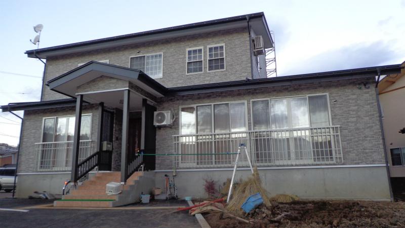 飯山市 M邸 SWTの家