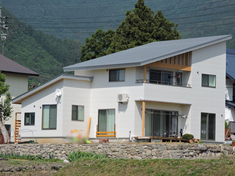木島平村 O邸 SWTの家