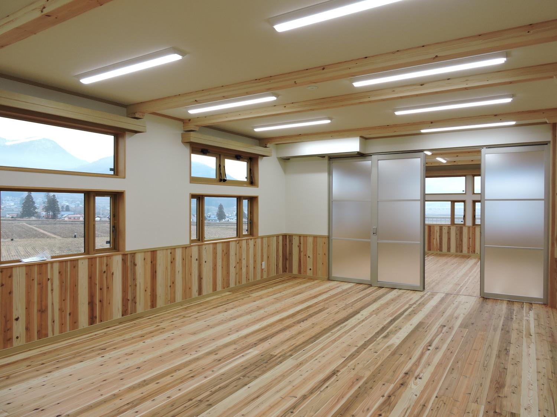 学塾日本・木島平校