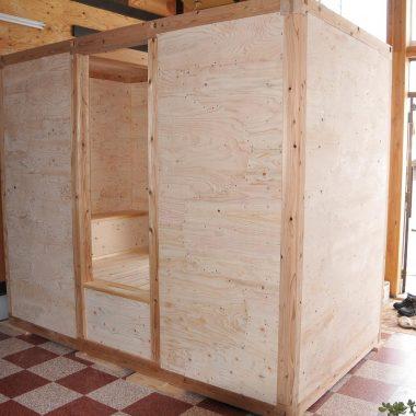 耐震シェルター・ベッド