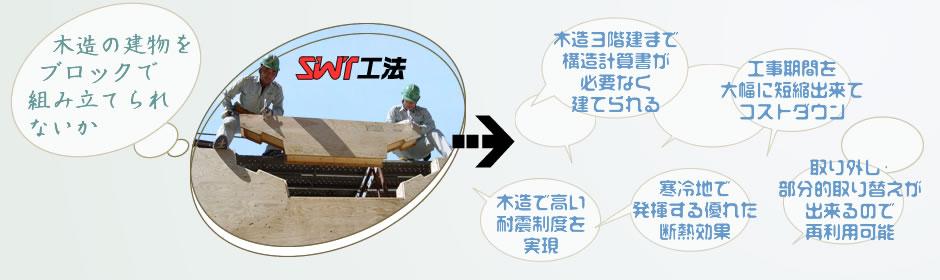 SWT工法の特徴